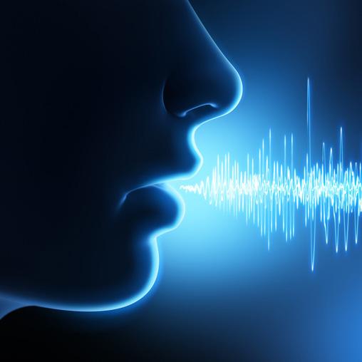 Gesunde Stimme