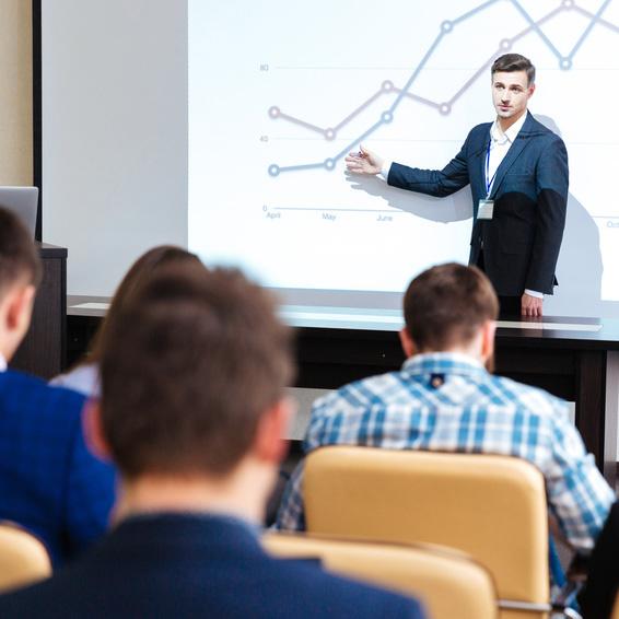 Freie Rede und Präsentation